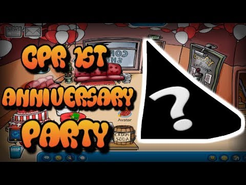 CPR 1st Anniversary!