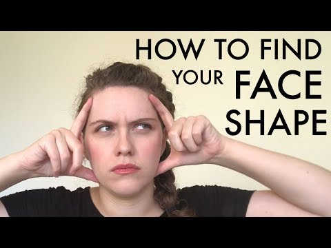 How To Find Your Face Shape - Easy Face Shape Test