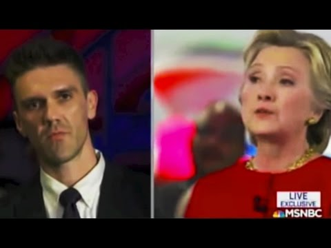 Veteran Asks Hillary How She'll Change the VA