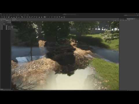 Making of a scene from Archmodels for CryEngine vol.1
