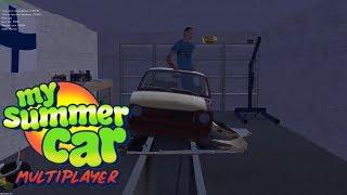 my summer car multiplayer mod Videos - 9tube tv