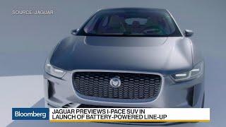 Jaguar CEO Speth Calls Jaguar I-Pace a Game Changer