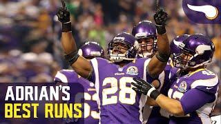 Adrian Peterson's Best Run Against Each Team
