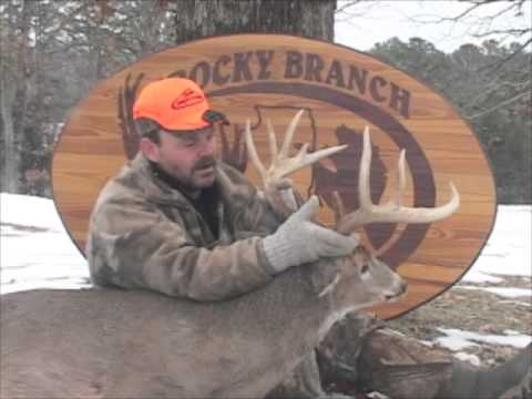 Excellent Late Season - Rocky Branch Outfitters Success Stories