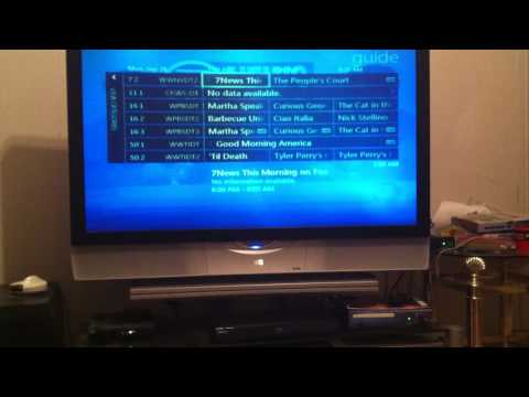Free OTA TV using Xbox 360 and Media Center Extender (Part 2)