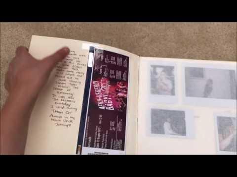 Polaroids, Scrapbooks and Memories