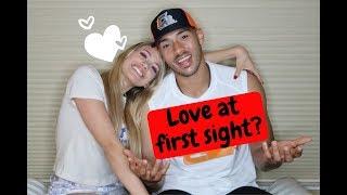 STORYTIME: HOW WE MET   Daniella & Carlos Correa
