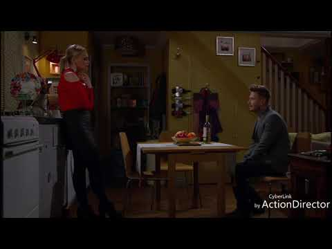 Emmerdale - Tracy Stands Up To David (8th March 2018)
