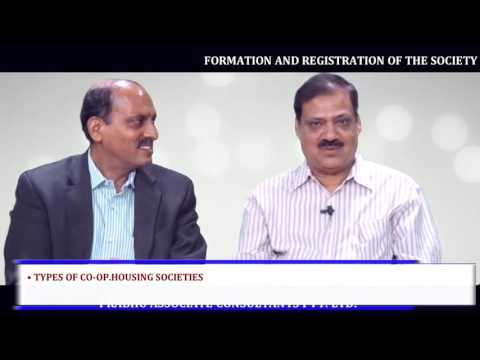 Formation and Registration of the Co-operative Housing Society (in Marathi)