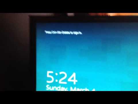 Windows 8 Server Install