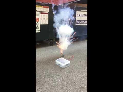 SMS Fireworks Detonator