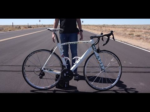 Pro Level Road Bike - 15 lbs - Under $1000