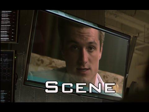 The Hunger Games: Mockingjay Part 1 - First Interview of Peeta Mellark in HD [Full Scene]