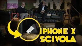 Tim Cook Fa CADERE l'iPhone X