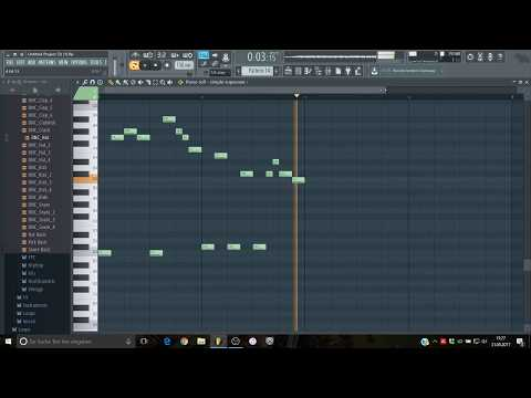 How to make Raw & Dark Melodies Part2