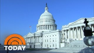 Government Shutdown Stretches Into Third Day | TODAY
