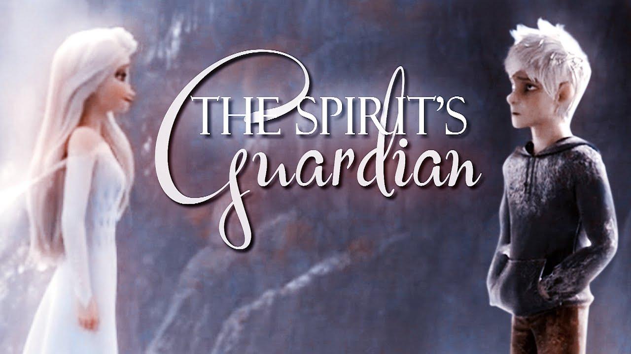 ❝The Spirit's Guardian❞ Jack Frost & Elsa