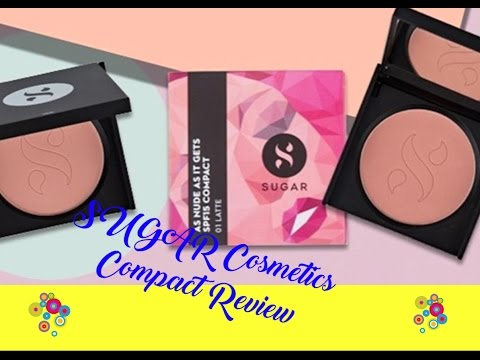 Review   SUGAR Compact -As Nude As It Gets   Angels reborn