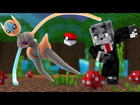Minecraft: PIXELMON 5.0.1 - O LENDARIO DEOXYS #21