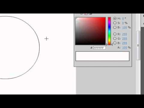 Adobe Flash CS5 - Gradient Tutorial