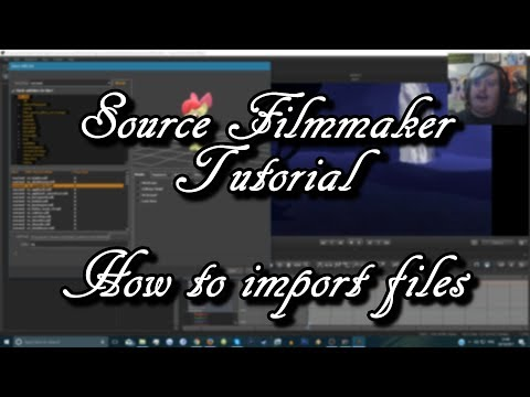 Source Filmmaker (Tutorial) How To Import Files