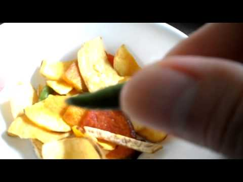 Review Nuts Taiwan Mixed Vegetable Veggie Chips Gluten Free Snack Options Alternatives