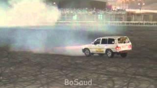 استعراض ف حلبة قطر _ كأس الأمير 2012 / المقطع 6