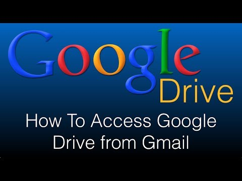 How To Access Google Drive From Gmail - Open Google Drive From Gmail