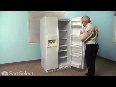 Refrigerator Repair - Replacing the Door Cam (Whirlpool Part # W10329686)