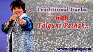 Falguni Pathak Garba Songs amu kaka bapa na poriya, indhana winva gaiti, maro sonano ghadulo re
