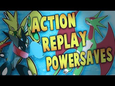 Datel Action Replay Powersaves, Nintendo 3DS ITA