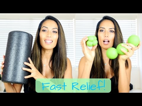 Easy Tips & Remedies for Sore Muscles - Fast Relief!