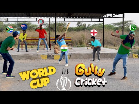 Xxx Mp4 ICC Cricket World Cup In Gully Cricket Funny Video 2019 3gp Sex