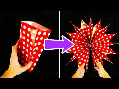16 SUPER EASY PAPER CRAFT IDEAS