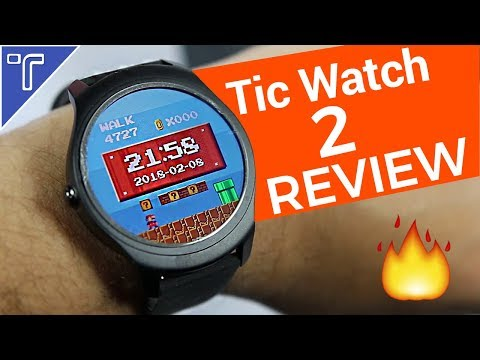 Ticwatch 2 Review - Best Smartwatch to Buy in 2018?