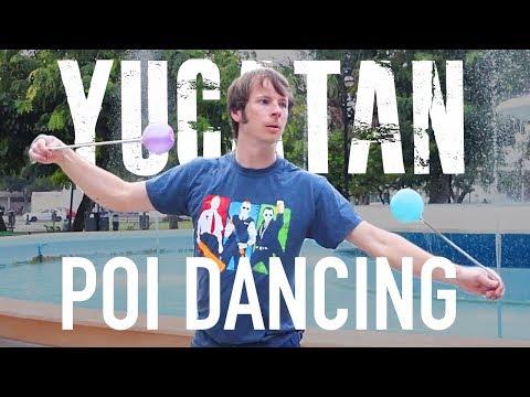 DrexFactor Poi Dancing - Yucatan Flow
