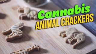 How to make Cannabis Animal crackers