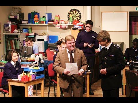 The Thin Blue Line - Dartford Grammar School