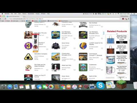 HOW TO GET ANY APP / GAME FOR FREE!! | Mac
