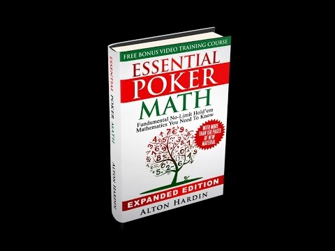 Announcing My Latest Poker Book: Essential Poker Math, Expanded Edition | MicroGrinder Poker School