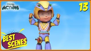UNSEEN video of VIR THE ROBOT BOY | Animated Series For Kids | #13 | WowKidz Action