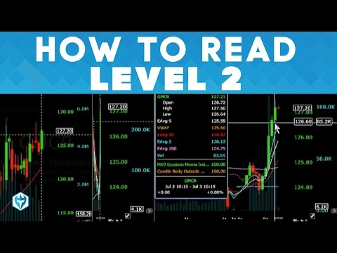 How to Read Level 2 and Time & Sales