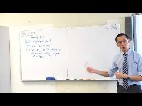 Financial Series - Superannuation (1 of 3: Expressing the investment after 3 years)
