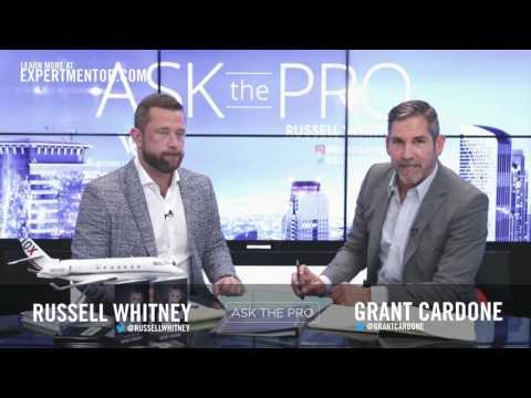 Finding Your Elite Mentor - Grant Cardone