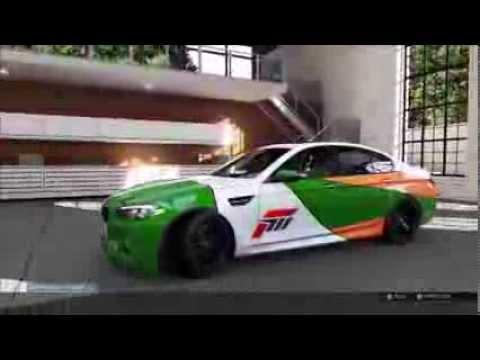 Forza 5 - IRLclan Livery - Royal 1rish