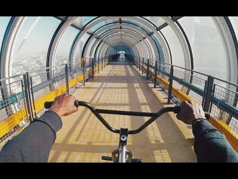 Nigel Sylvester | GO London to Paris