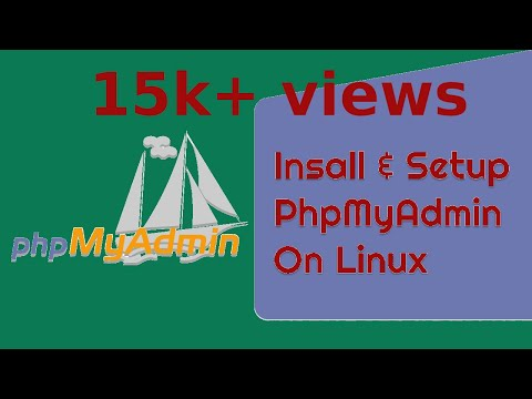 How to Install phpMyAdmin in Linux (Kali, Mint or Ubuntu)?