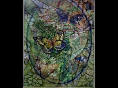 Faux Stained Glass by Wicoart