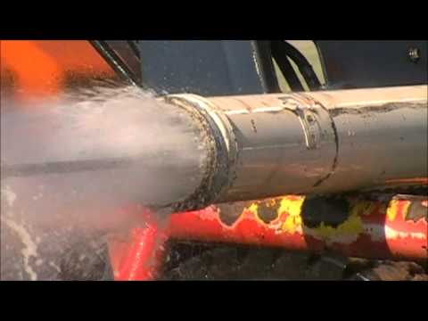 Pipe Cleaning  Uncut Video