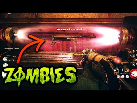 SHADOWED THRONE PACK A PUNCH GUIDE!! (How to Pack a Punch in the Shadowed Throne WW2 Zombies)